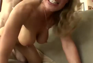 Sienna Looks And Feels Younger Than Ever And Likes The Way That Throbbing Cock Of Hers Can Cum