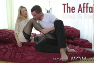 Skinny Blonde Mature Dyker Pumped In The Ass