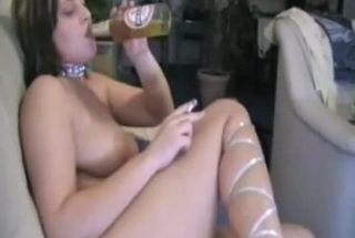 German Babe Is Getting A Hard Dick Inside Her Pussy And Moaning From Pleasure While Cumming
