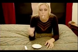 Sublime Blonde Takes One Home After Sucking Cock