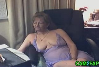 Lovely Granny With Hairy Pussy Is Always In The Mood To Have Casual Sex