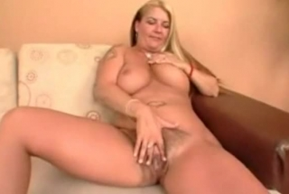Busty Milf And A Sweet, Blonde Teen Are Getting Fucked By A Horny, Black Man