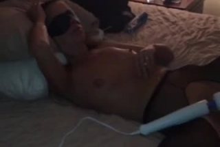 Amateur Asian Sub Drilled By Two Old Guys
