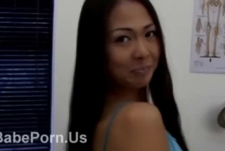 Sexy Asian In The Bed