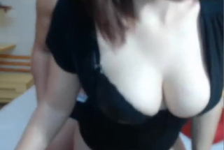 Slim Girl Wanted To Dance, So She Had To Suck A Rock Hard Dick, Before She Got Fucked