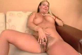 Busty Milf And Two Younger Guys On Top Of Her.