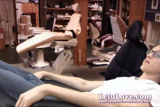 Lelu Love Is Getting Her Ass Fucked Harder Than Ever, Until She Has An Orgasm