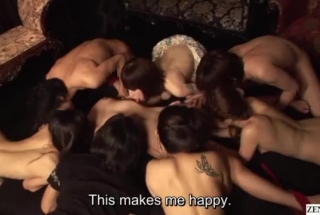 Subtitled Japanese Video From A Working Girl Showing Her Deviant Dreams