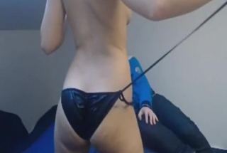 Naughty Mom Takes Cattle Prod On Head While Spying On Her Lover